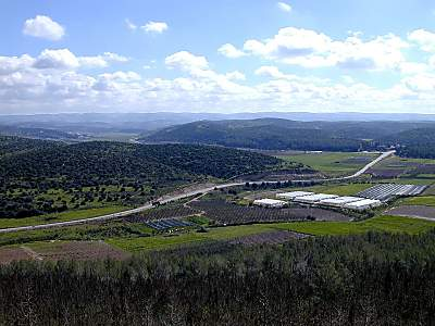 Elah Valley (