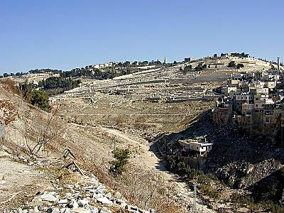 Mt. of Olives (