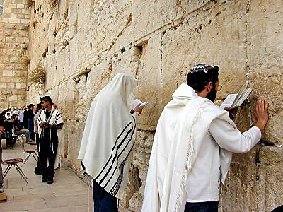 http://www.bibleplaces.com/images/Men_praying_at_Western_Wall_tb_n010200.jpg