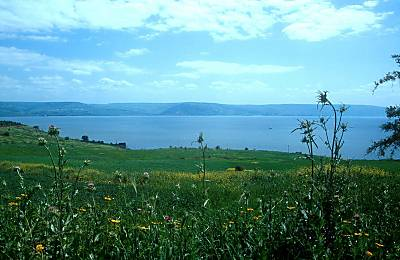 Sea of Galilee (