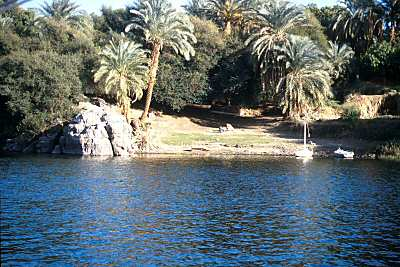 Nile River Valley (