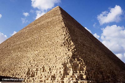 Great Pyramid (Cheops) at Giza