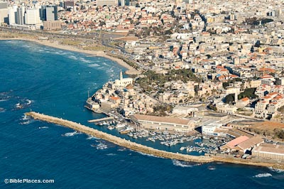 Joppa aerial from southwest