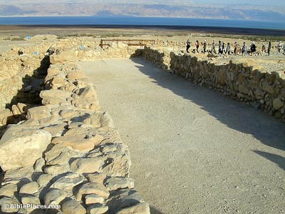 Qumran dining hall