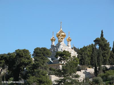 Russian Orthodox Church of Mary Magdalene