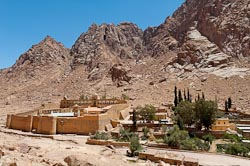 St. Catherine's Monastery and Mount Sinai