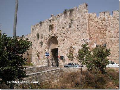Zion Gate, tb091702701