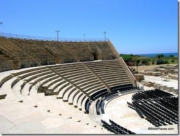 Caesarea theater, tb052304860