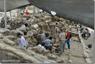 Gezer excavations, tb062806949