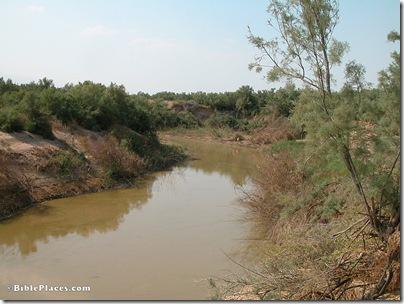 Jordan River by Bethany beyond Jordan, tb060303267