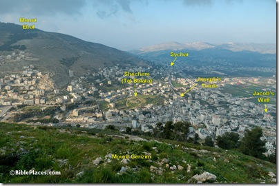 Shechem from above, tb041106601 locations