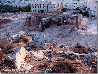 Herodian quarry from north, al092407543sr