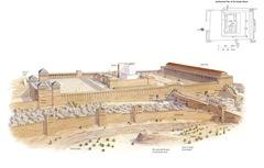 Golgotha and Jerusalem, ESV Study Bible