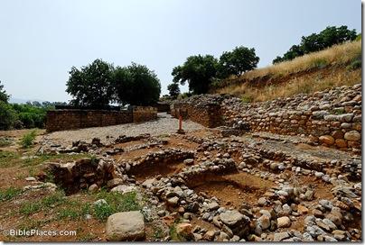 Dan marketplace and Iron Age gate, tb052907121