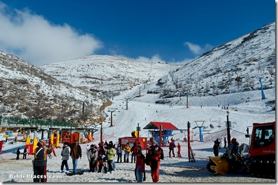 Mount Hermon ski area, tb020506986