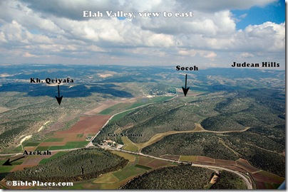 Elah Valley aerial from west, tb011606772_marked