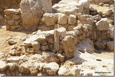 Khirbet Qeiyafa stele fragment, ar080731446