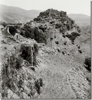 Subeibeh, Nimrod's Fortress, mat01121