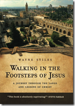 Walking in the Footsteps of Jesus Cover