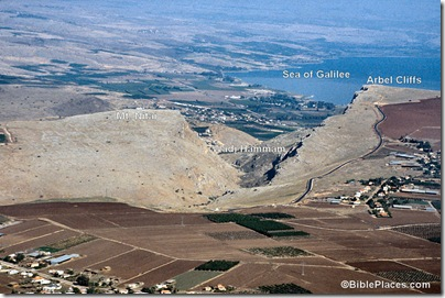 Arbel and Valley of Doves aerial from southwest, 123-05tb