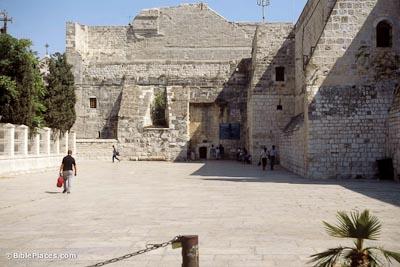 Bethlehem Bibleplaces Com