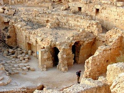 Herodium Bibleplaces Com