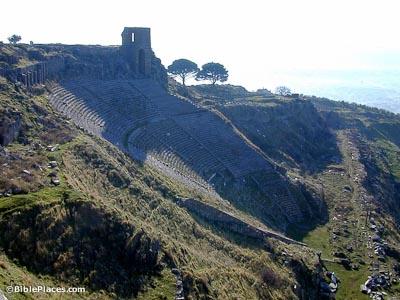 Pergamum Bibleplaces Com