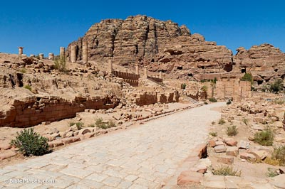 Petra (BiblePlaces com)