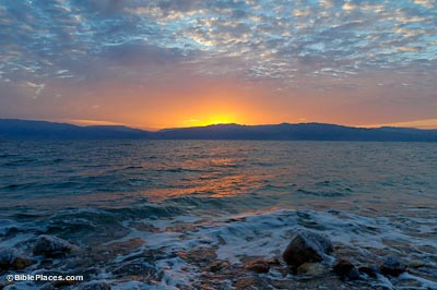 Dead Sea BiblePlacescom