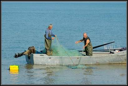 Fishermen-on-the-Sea-of-Galilee,-tb101005875-bibleplaces