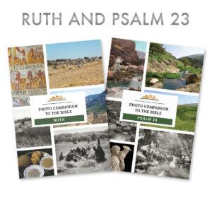 Ruth and Psalm 23 Photo Companion
