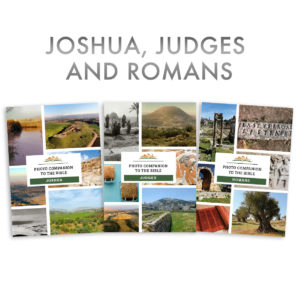 Joshua, Judges, and Romans