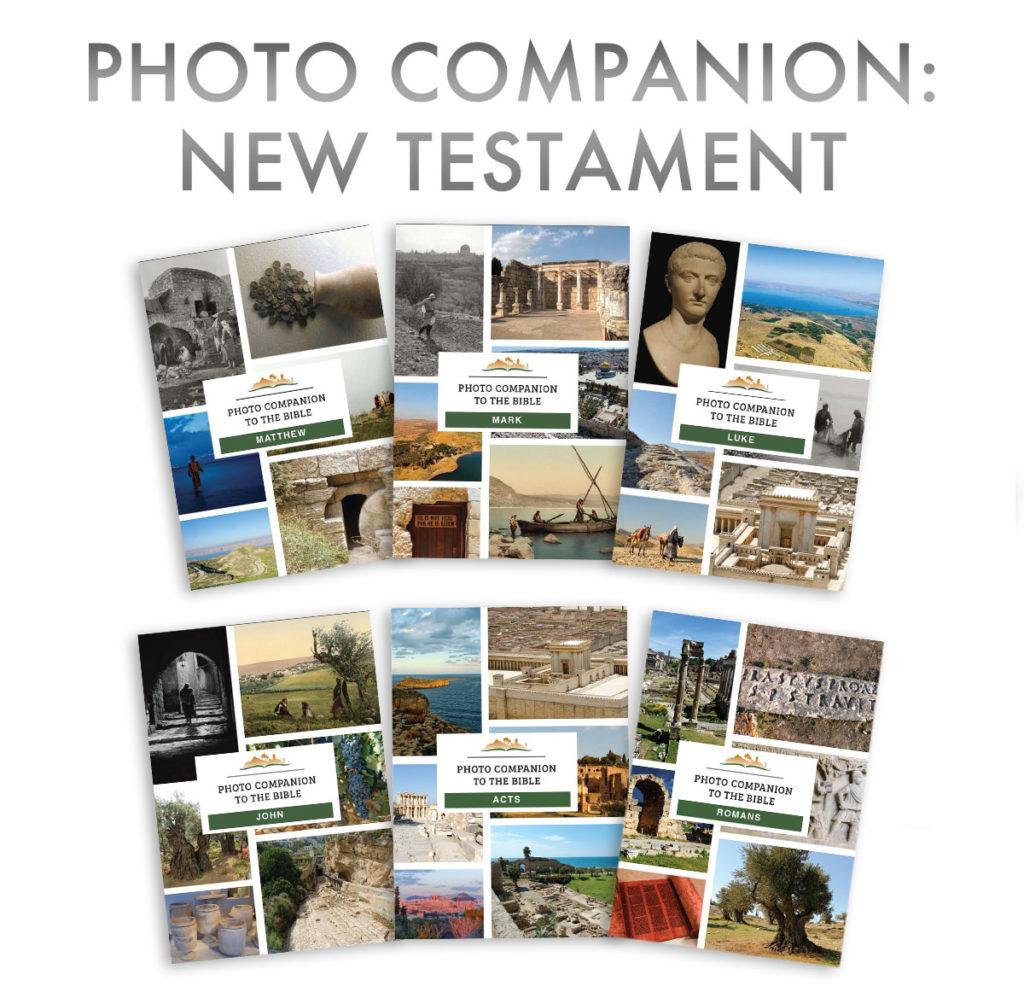 Photo Companion New Testament