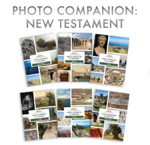 Photo Companion New Testament