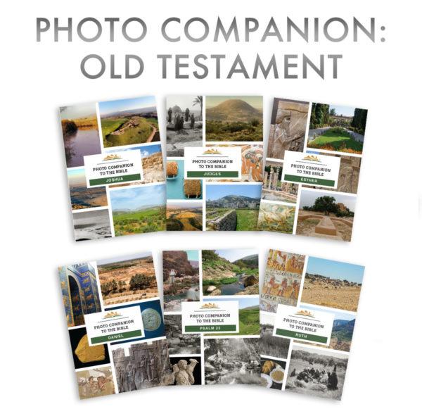 Photo Companion: Old Testament
