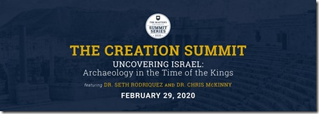 Creation Summit banner