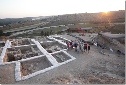Temple at Tel Lachish_Courtesy of the Fourth Expedition to LachishJPG