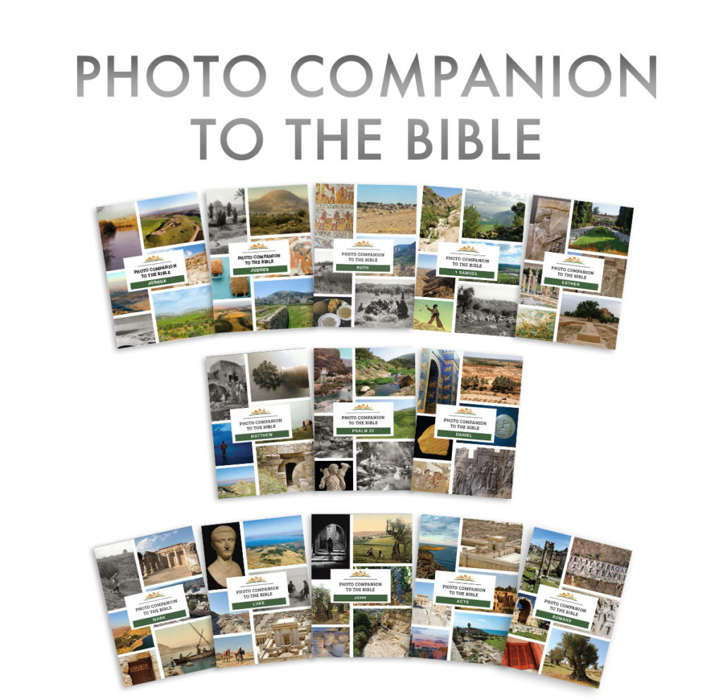 Photo Companion to the Bible