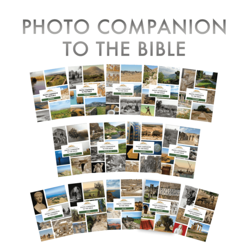 Photo Companion to the Bible