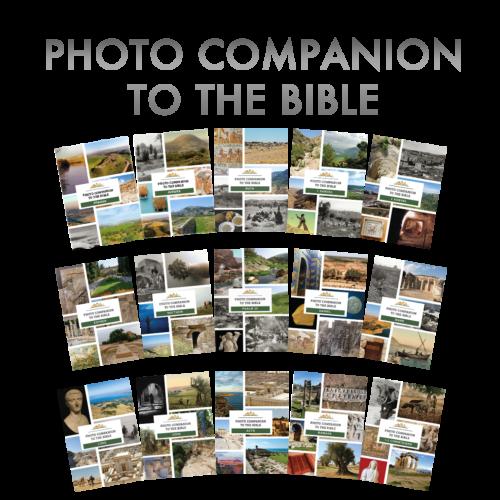 Photo Companion to the Bible, 16 volumes