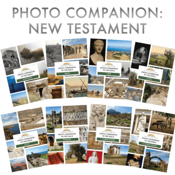 Photo Companion, New Testament