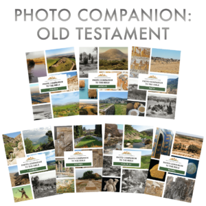 Photo Companion Old Testament