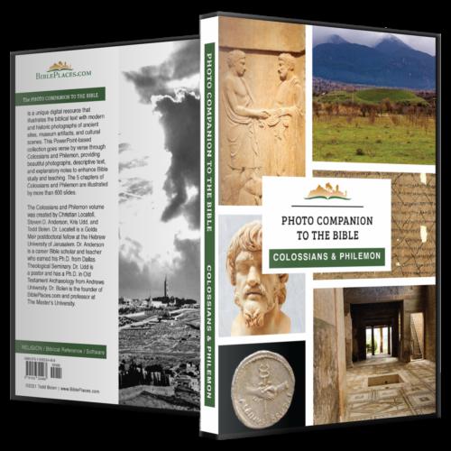 Photo Companion to Colossians and Philemon